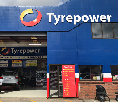 Call Tyrepower Your East Tamaki Tyre Store