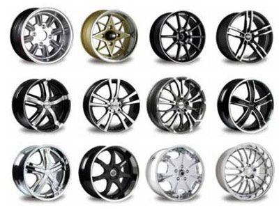 Selection of Mag Wheels & alloy Wheels available at Tyrepower NZ