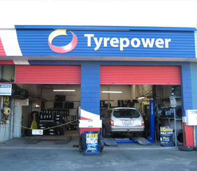 Gisborne Tyrepower your local tyre store