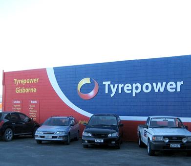 Gisborne Tyrepower