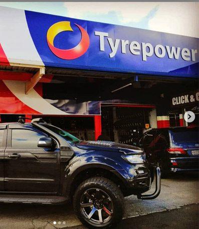 Exterior view of Otahuhu Tyrepower