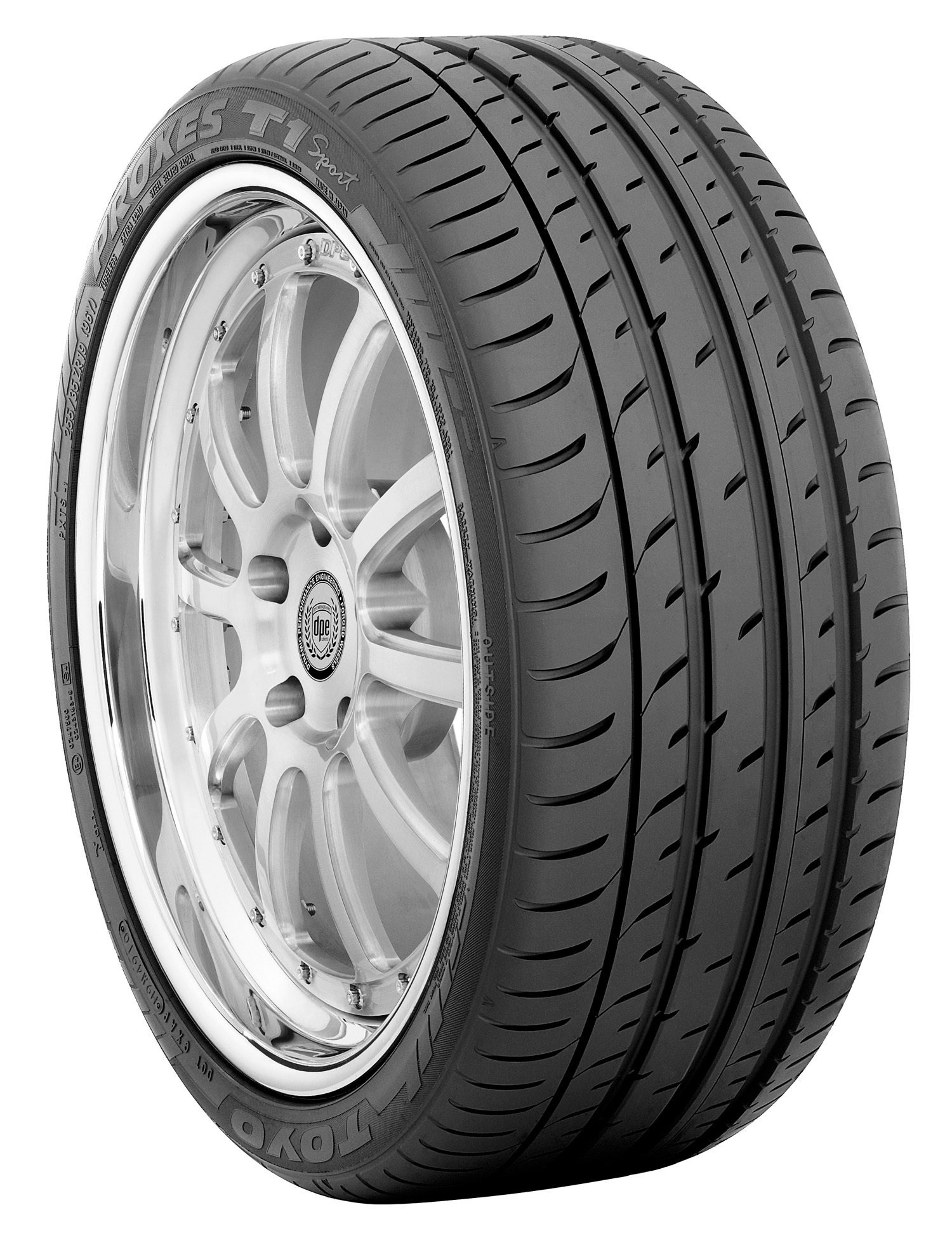 TOYO Proxes T1Sport Ultra High Performance 1