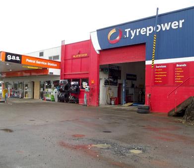 PioPio Tyrepower & Oily Rag Petrol Station