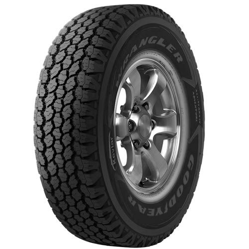 Goodyear Wrangler All Terrain Adventure tyre