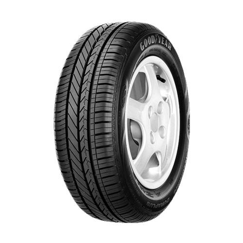 Goodyear duraplus asymmetric tyres