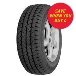 Save when you buy 4 Goodyear Cargo G26 tyres from your local Tyrepower store