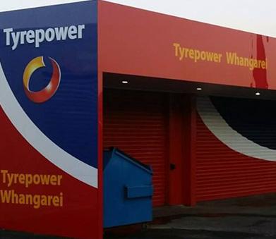 whangarei tyrepower exterior