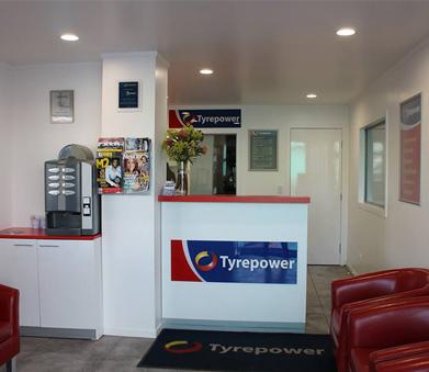 whangarei tyrepower reception