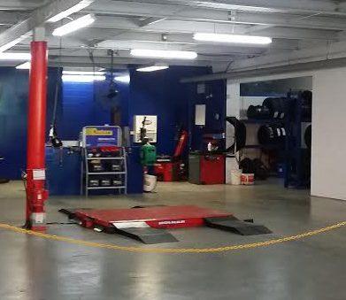 whangarei Tyrepower workshop