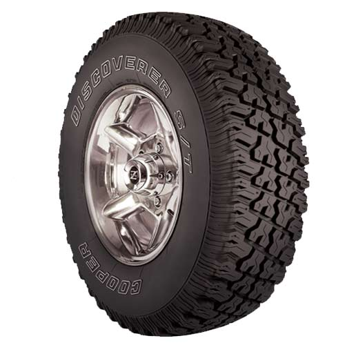 Cooper Discoverer S/T tyres