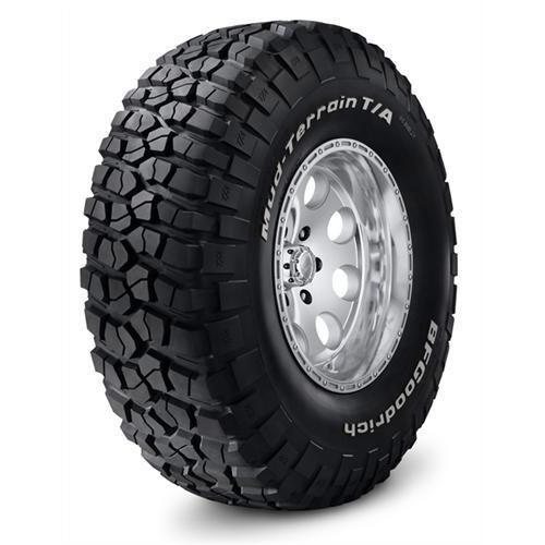 BF Goodrich Mud-Terrain TA KM2 tyres