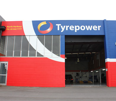North Harbour Tyrepower for all your tyre requirements on the North Shore