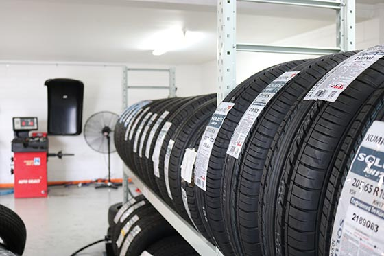 glenfield tyre services