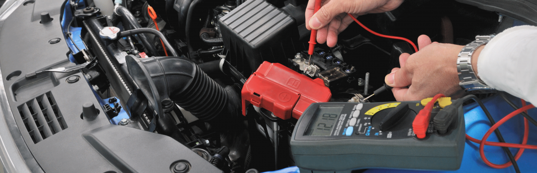 Free battery testing and replacement batteries available from Tyrepower