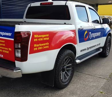 courtesy Cars Available at Warkworth Tyrepower