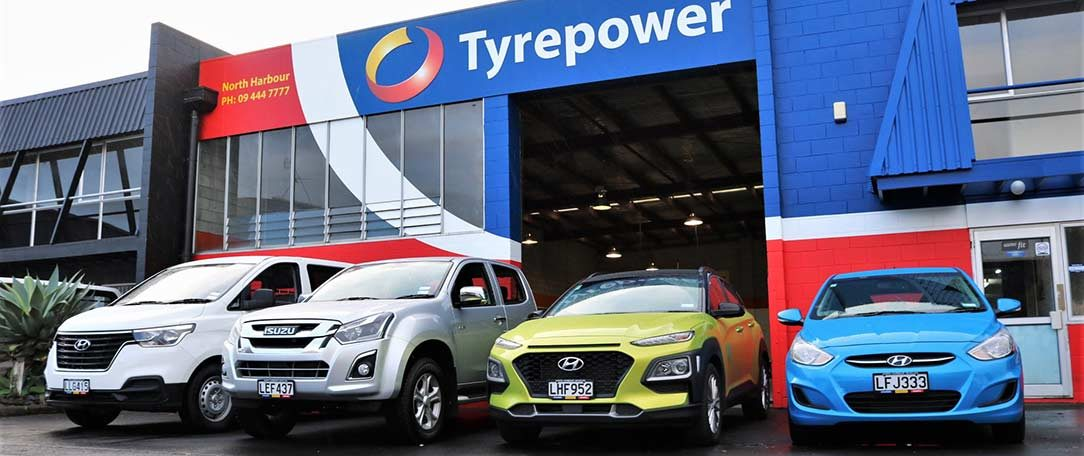 Courtsey cars are available at Tyrepower North Shore So you don't have to wait