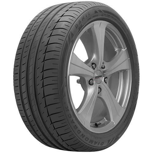 Diamondback tyre DH201 angled view