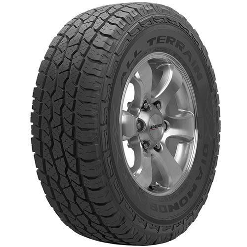 Diamondback tyre DR292 angled view