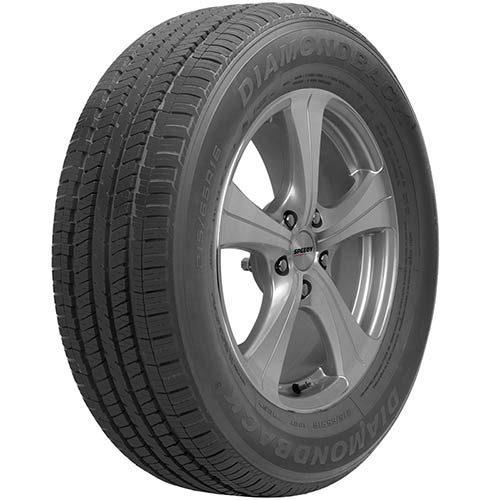 DIamondback TR257 tyre angled view