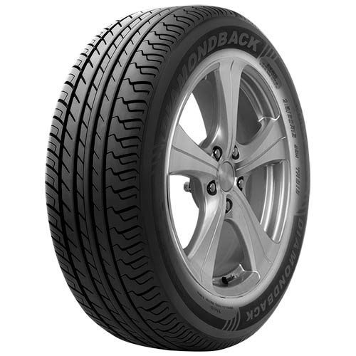 Diamondback tyre TR918 angled view