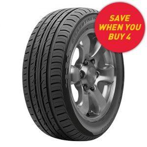 Dunlop Grandtrek PT3 offer - save when you buy 4