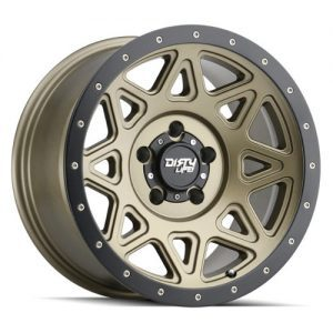 Dirty Life Theory Matt Gold Alloy Wheels