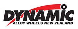 Dynamic Alloy Wheels Logo