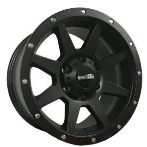 Dynamic Joka Black Alloy Wheels