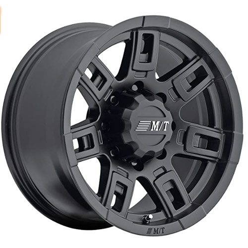Mickey Thompson Sidebiter II Black Alloy wheel