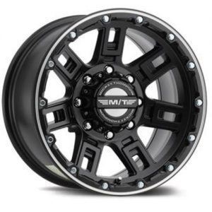 Mickey Thompson Sidebiter Lock Black Alloy wheels