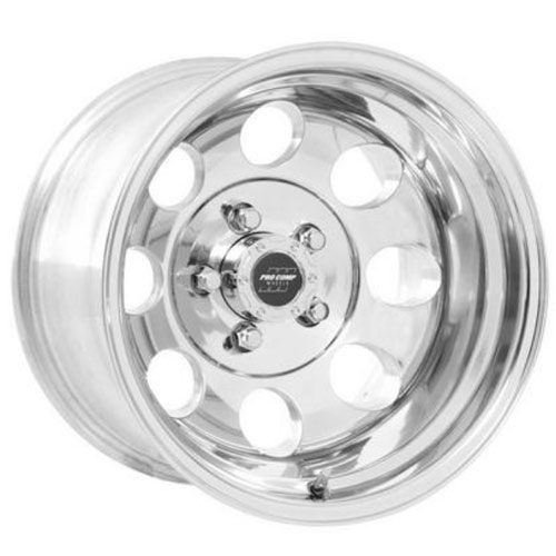 Pro Comp Classic Polished alloy wheels