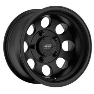 Pro Comp Classic Black alloy wheels