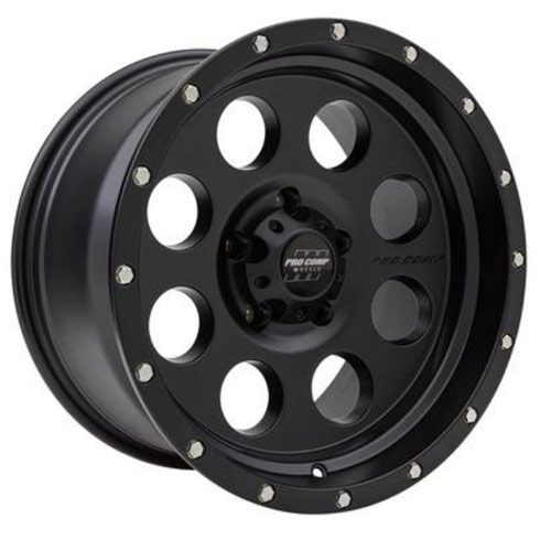 Pro Comp Proxy Black Alloys