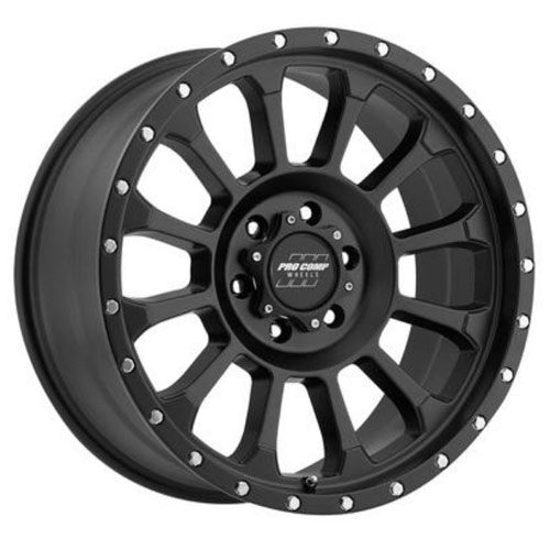 Pro Comp Rockwell Black Alloys