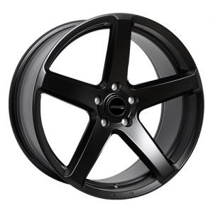 Dynamic C Spec 2 Black alloy wheels