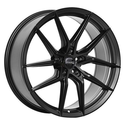 dynamic dbt black alloy wheels