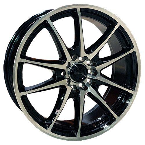 Dynamic ninja X alloy wheels