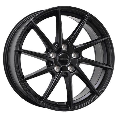 dynamic shadow black alloy wheels