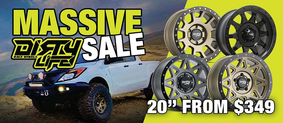 Massive Sale Dirty Life Wheels 20