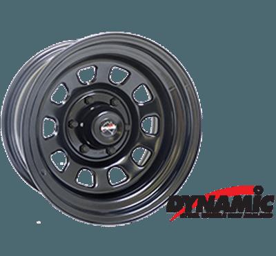 Dynamic Steel Wheels 5