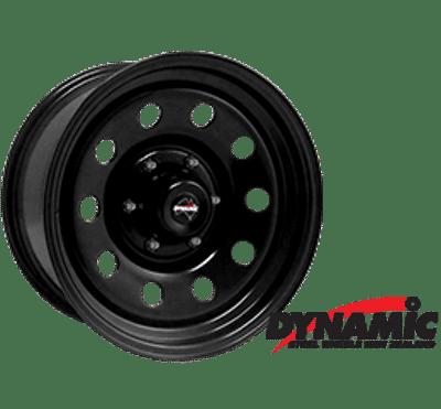 Dynamic Steel Wheels 9