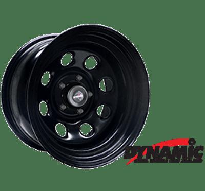 Dynamic Steel Wheels 10