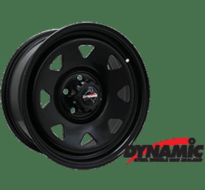 Dynamic Steel Wheels 3