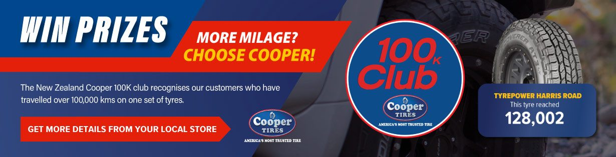 Find Out More Details about the Cooper 100K club