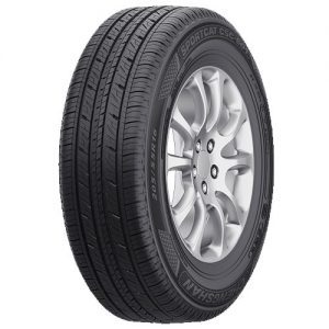CRC CSC 601 tyres