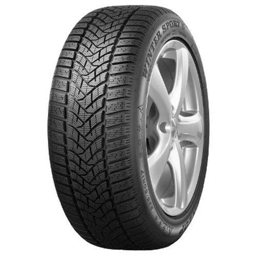 DDUNLOP WINTER SPORT 5 tyres