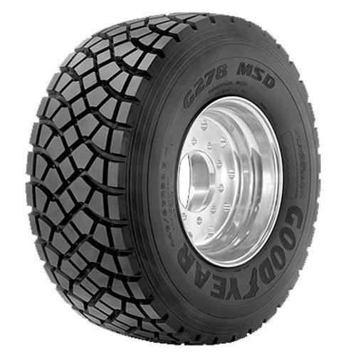 GOODYEAR G278 MSD tyre