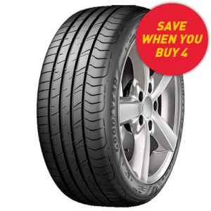 Goodyear Eagle F1 Sport tyre deal save when you buy 4 at Tyrepower