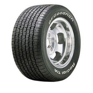BFGoodrich Radial T/A RWL Tyre